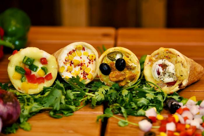 The Craziest Fusion Dishes to Eat in Delhi this Season!