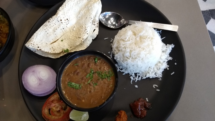 Surrender to Sattvik Meals at the All New Aadi Ityaadi!