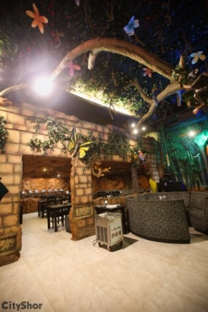 Indulge in a wild experience at Zoomanji: Themed Restaurant