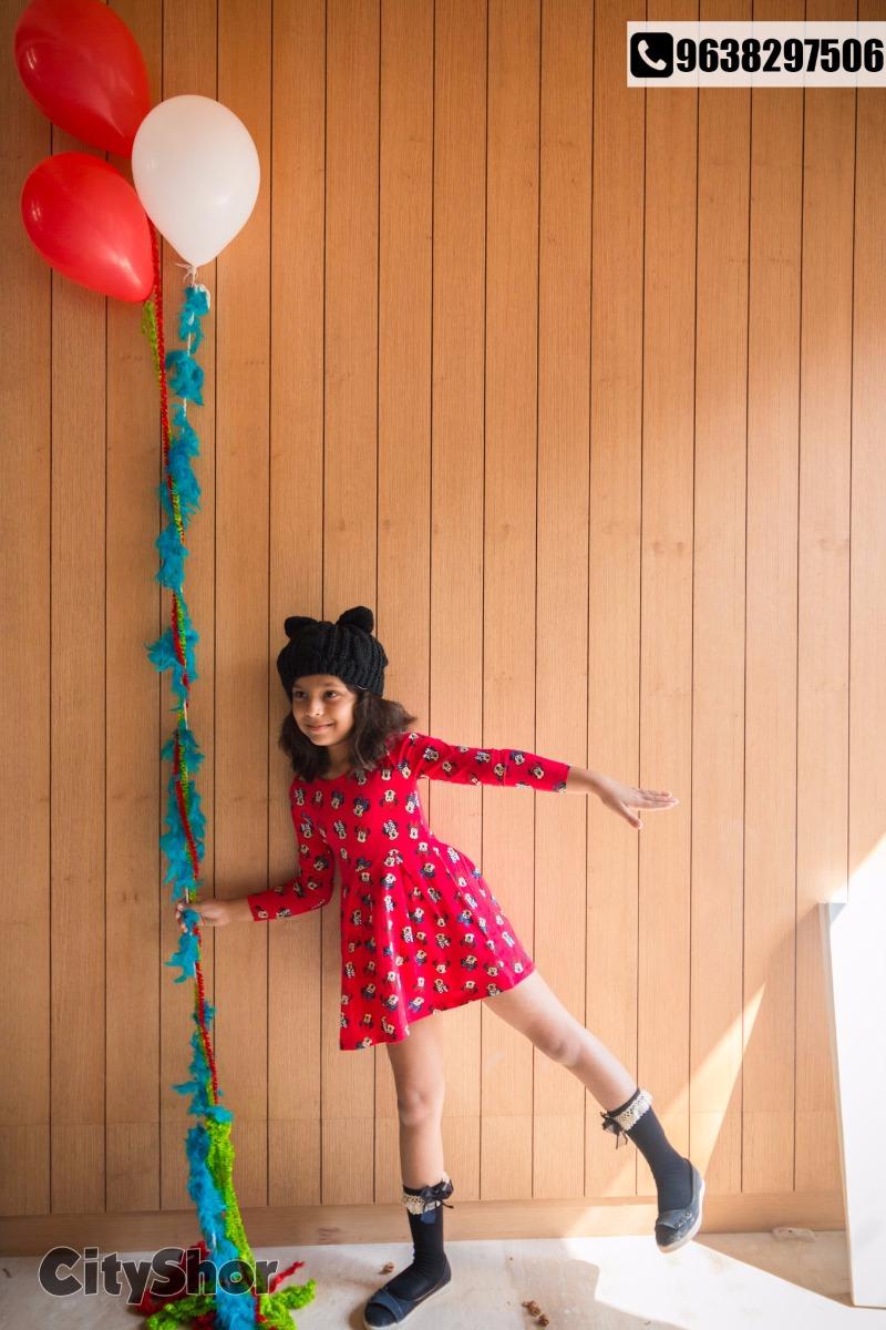 Kiddik Diwali Dhamaka- The Biggest Kids Wear Show ends today
