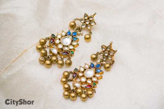 Cherish the Exclusive Festive Fashion Accessories @ Showcase