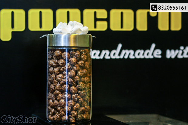 This Diwali, Cut Loose on the Sweets, Gift A Jar of Popcorns
