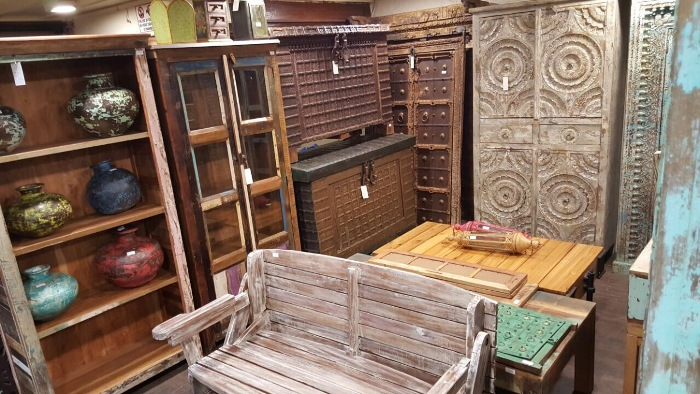 This Chor Bazaar Shop Offers Vintage Decor Made from Junk!