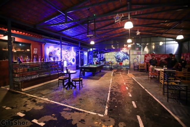 Late Night + Long Drive + Hoo'kah = RIP Cafe