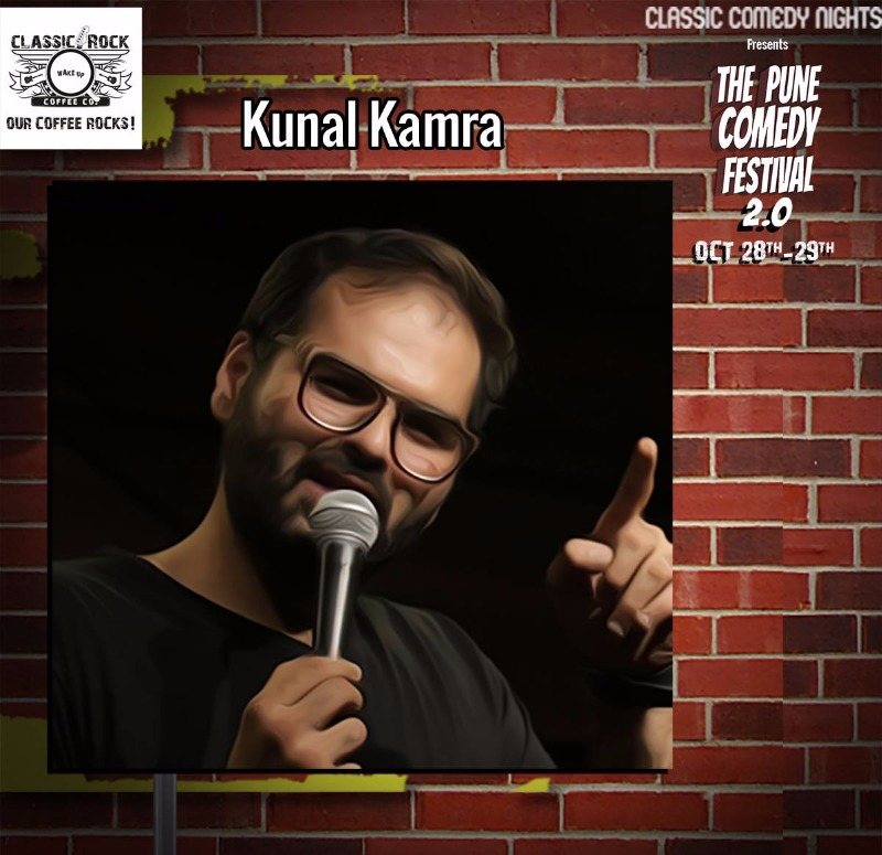 Get Ready for The Pune Comedy Fest 2.0 happening on 28&29Oct