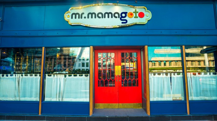 Mr. Mamagoto has Arrived at Gurgaon with its Asian Fare!