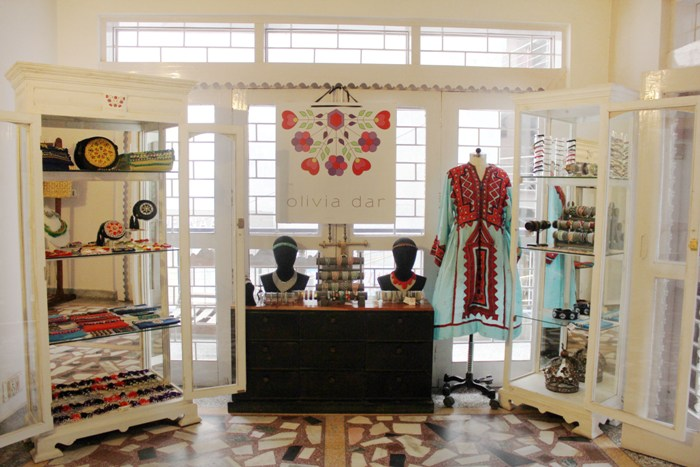 Chic Accessories and Vintage Couture Only at Olivia Dar!