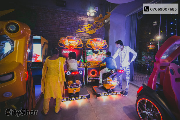 Play Games At Shott | Win prizes like Swift Dzire or iPhone8