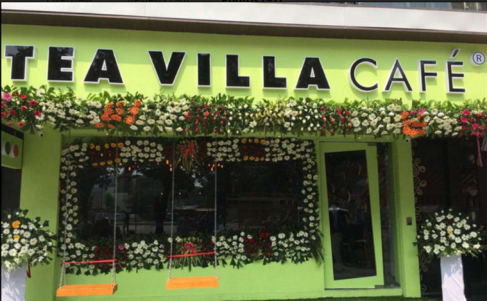 Sip 100 Flavours of Tea at the All New Tea Villa Cafe!