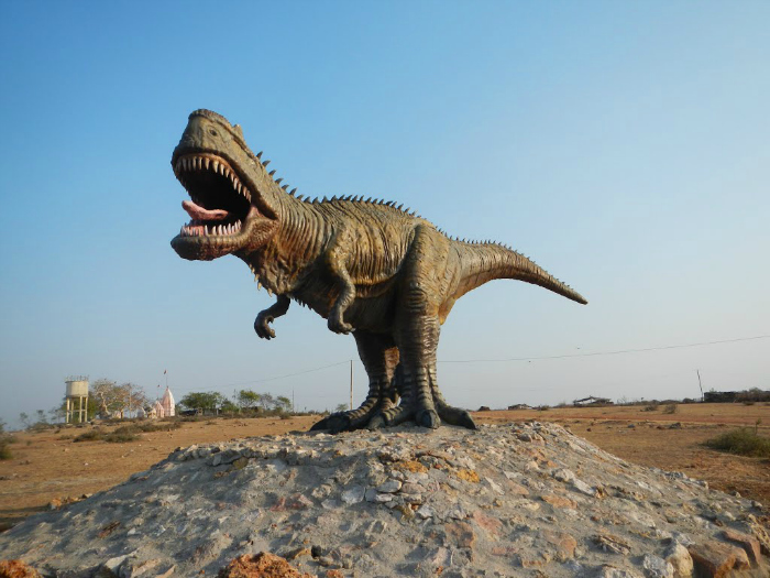 This weekend, Let's Drive down to India's Jurassic Park!