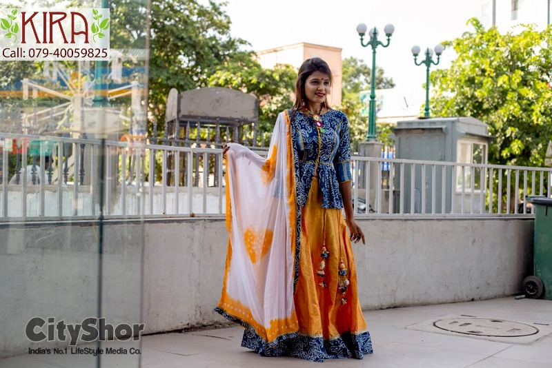 Last Few days for Navratri Shopping offer at Kira Ethnic