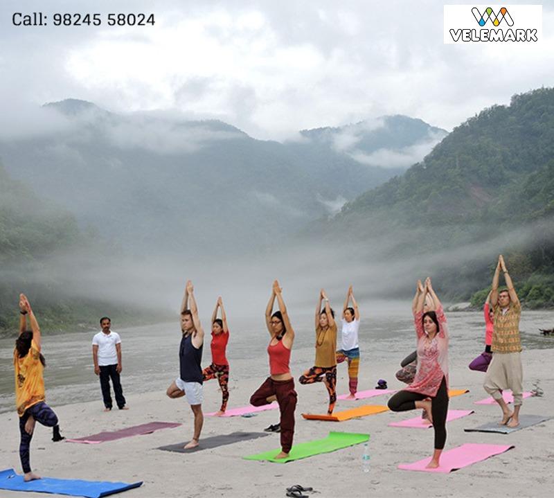 Yoga Meditation Retreat in Aravalli hills with Velemark!