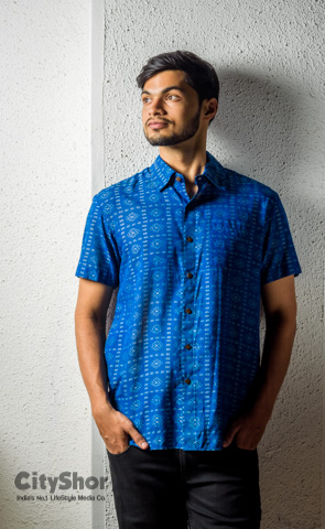 SUSTAINABLE FASHION FOR MEN ALSO!