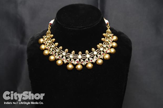 Best Navratri & Festive Jewellery collection at D B Zaveri