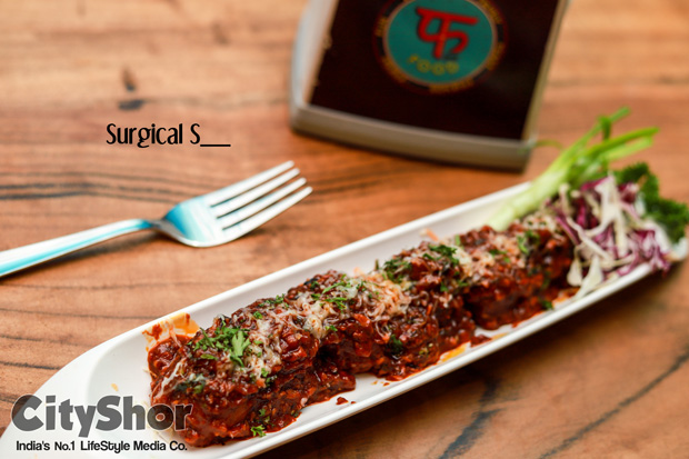 Unlimited 5 course Lunch @ Ph se food!