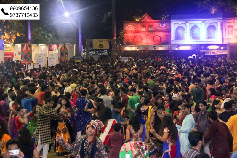 Ahmedabad's 1st ever Heritage Garba by ProKreation