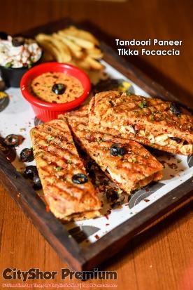 All new Navratri menu at Parosa | open till 2AM!