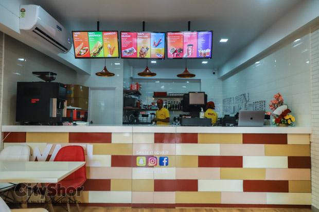 Buy any of the Delicacies at Rs 50 at WAFL!