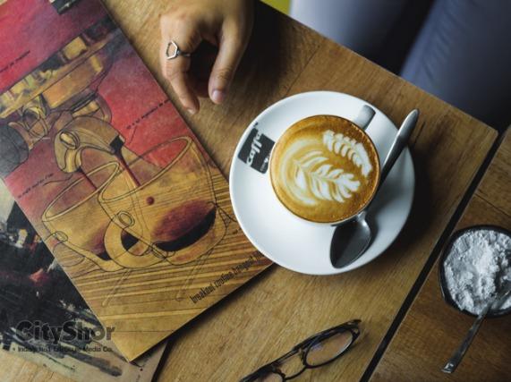 CASUAL HANGOUT DESTINATION FOR BANER PEEPS : CAFFA!