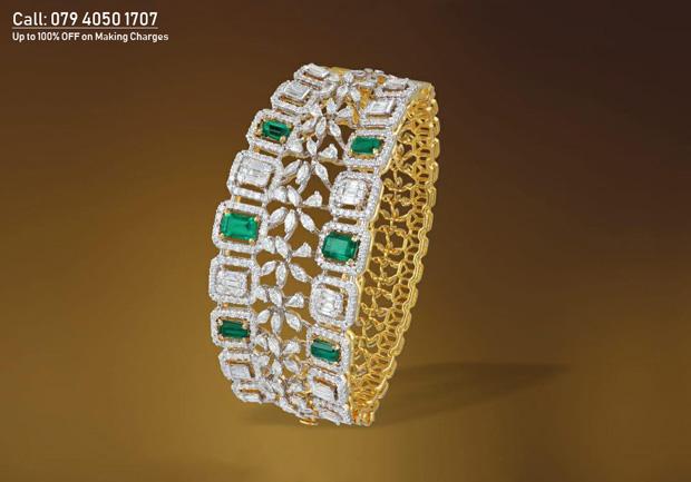 Diamond And Jadau Festive Jewellery by Shobha Asars