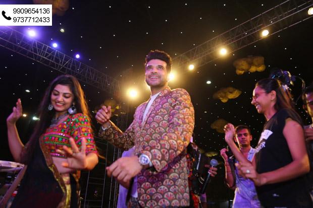 Heritage Garba with Rannvijay Singh tonight!
