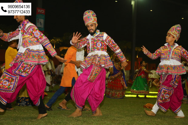Ahmedabads First Heritage Garba by Prokreation Events