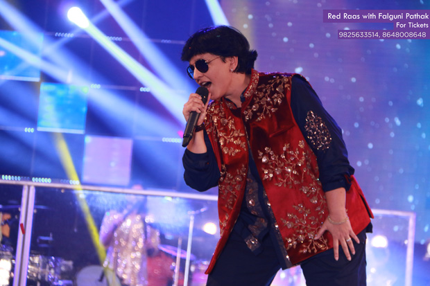 20% OFF on tickets at RedRaas with Falguni Pathak Live!