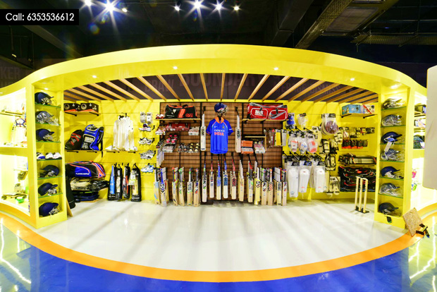 India's 1st Sports Experience Showroom Gambol in Ahmedabad!
