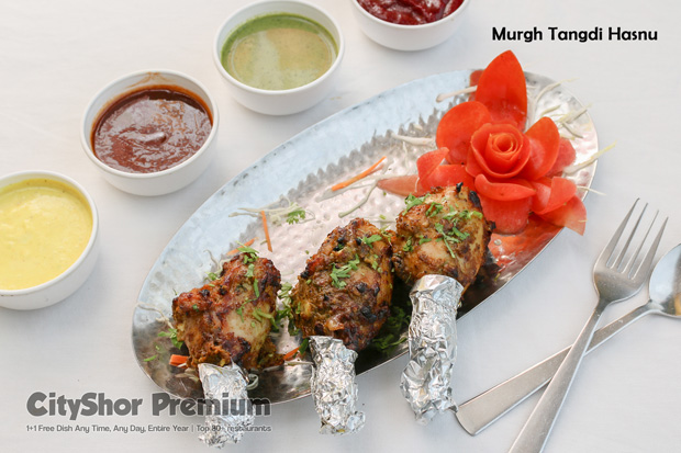 Awadhi Cuisine dishes to try with 1+1 Free at Awadhapuri