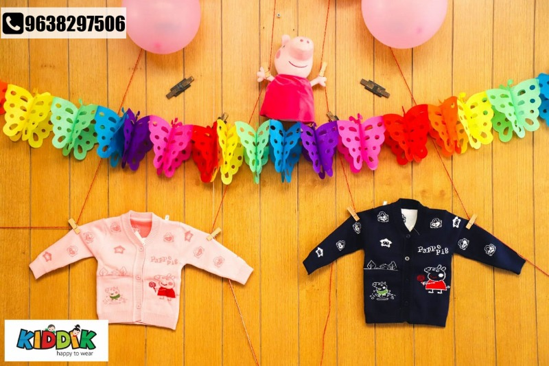 Last day Today for Kids Festive Fashion Exhibition by Kiddik