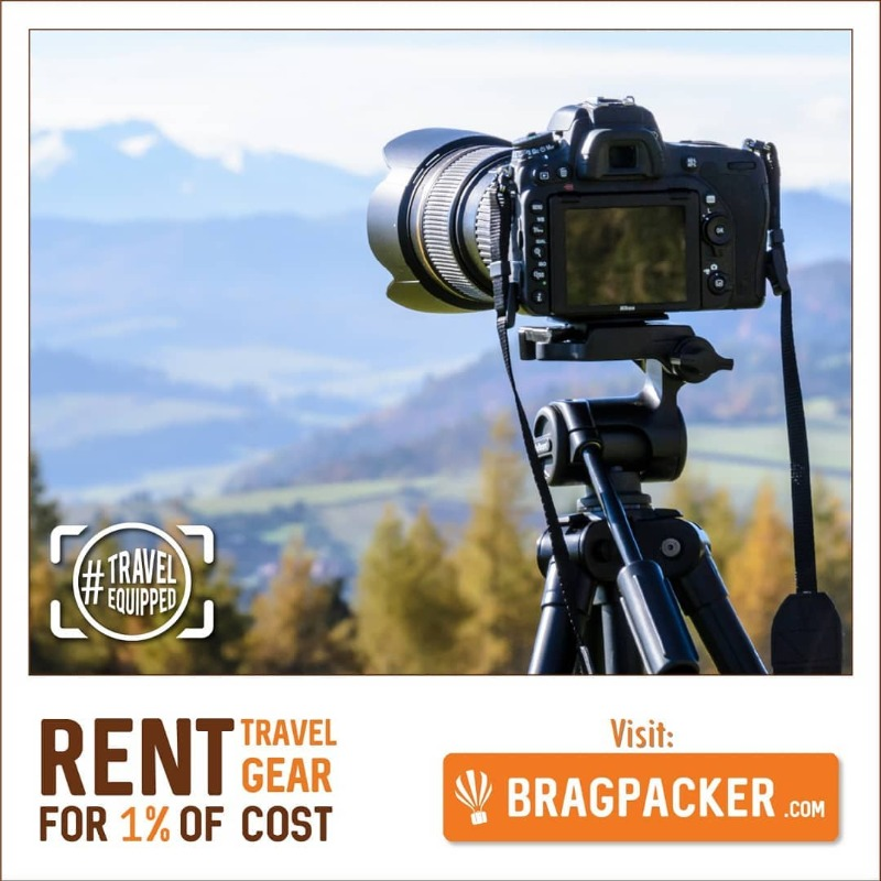 Rent. Save. Travel. Repeat. With Bragpacker.com