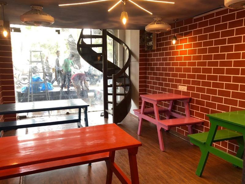 Apna Adda in an all New Cafe Avatar at Panjrapole!