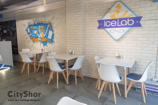 Delicious rnage of Icecreams & desserts to try at IceLab