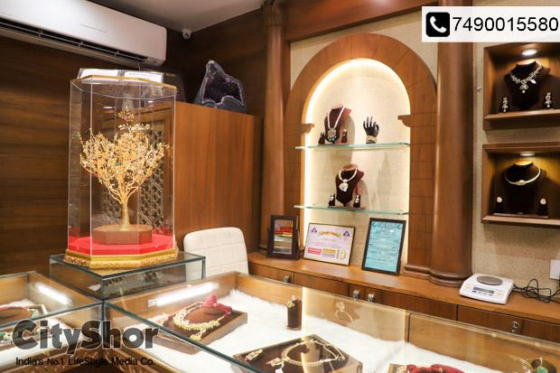 Jewellery for Diwali at Sujhal Jewels of the Royal