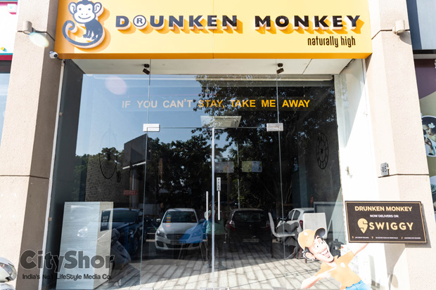 17 cities across India   Drunken Monkey arrives in Ahmedabad