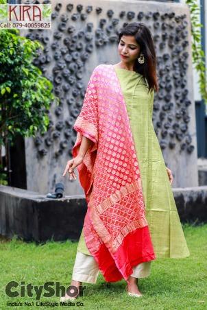 Diwali Sale at Kira Ethnic 20% OFF till 6th November!