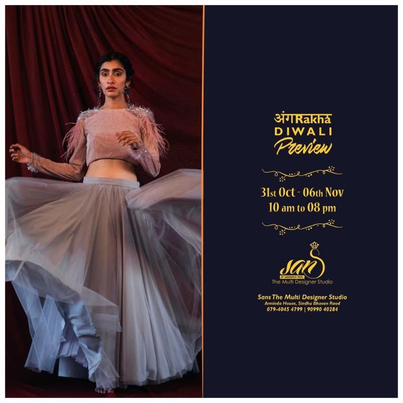Angrakha Diwali Preview @Sans starts Today!