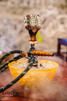 Relish Unusual Flavours of  Hookah At Hungry Hippie