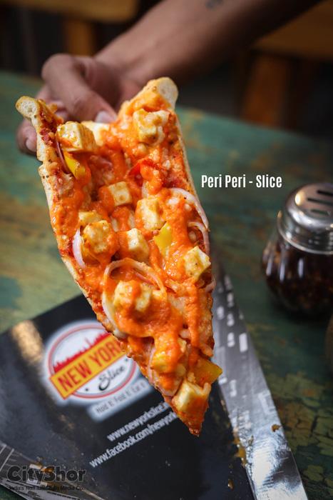 BOGO on Wed-Fri at new pizza place - New York Slice