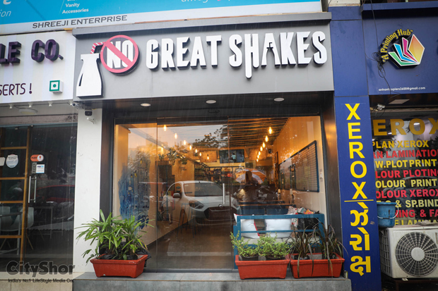 New Place serving 50 flavours of shakes - No Great Shakes