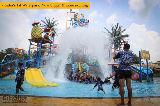Shankus Waterpark n Resort - Now bigger and exciting