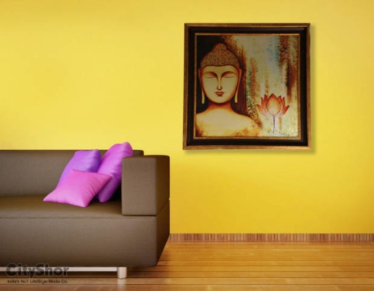 Diwali Decor Abstracts Paintings & more at Top Art Gallery