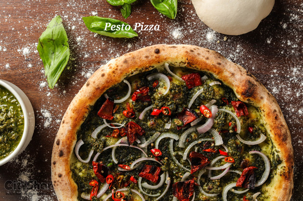 88% of reviews say - best pizzas in city | Sale & Pepe