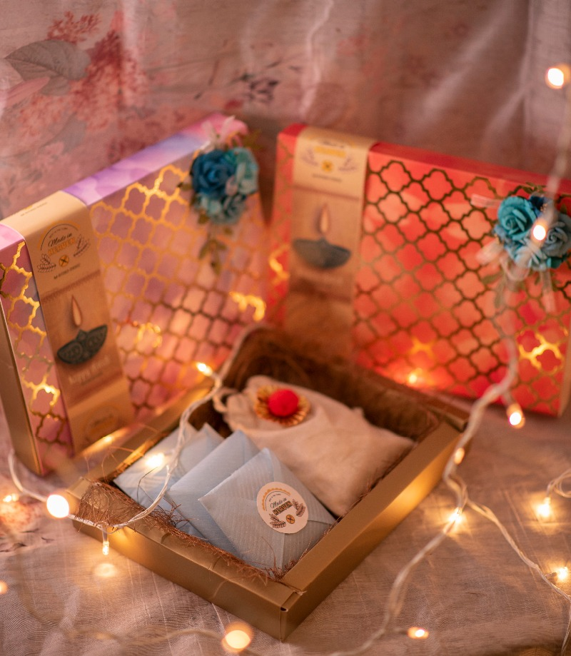 Diwali gift hampers starting @ 250 | Made in Heaven