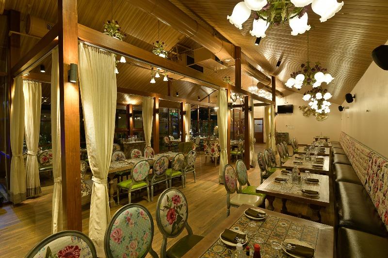 Private dining during Navratri at Govindas
