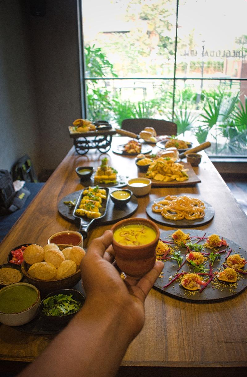 Street Food Carnival at The Global Adda starting tomorrow