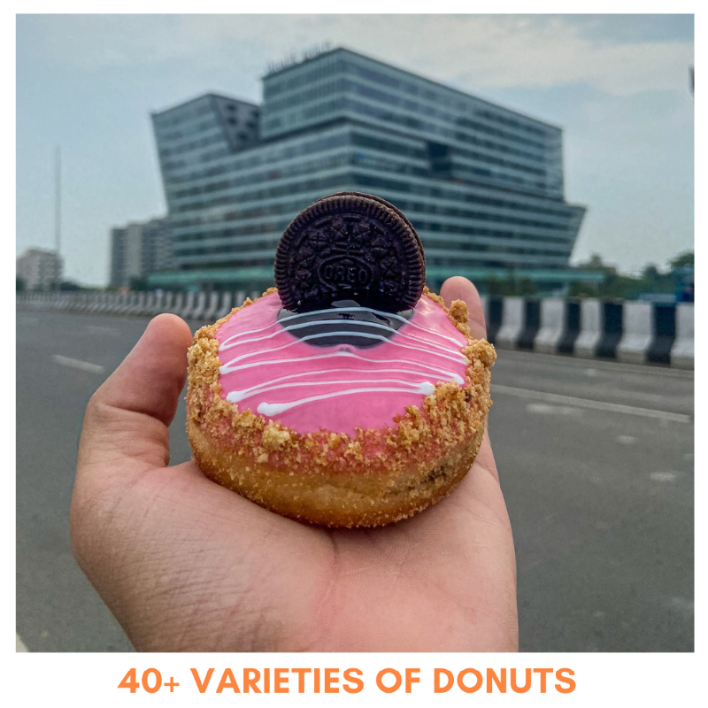 7 Reasons to visit Super donuts - The American Eatery