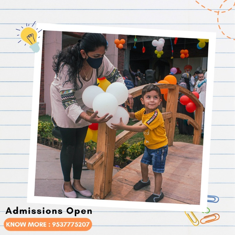Hugs N Cuddles Kindergarten Satellite   Admissions Open