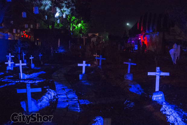Halloween at Shamiyana