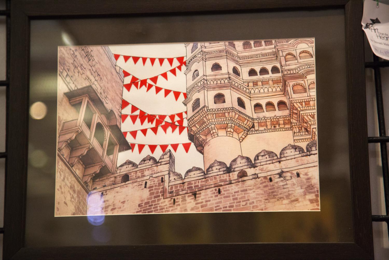 Glorify Your Walls With 'Art From The Heart' by Shivani Malpani